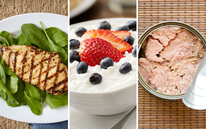 Pre workout meals high in protein and tyrosine