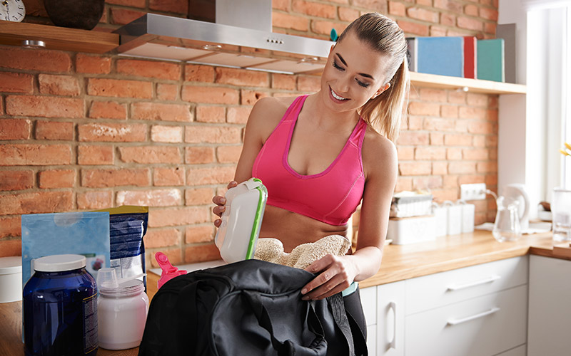 Pre-Workout Nutrition: Pack your gym back with the right nutrition