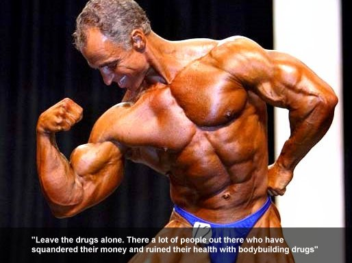 Dave Goodin on Bodybuilding Drugs
