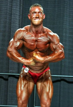 Jesse Dale Natural Bodybuilder