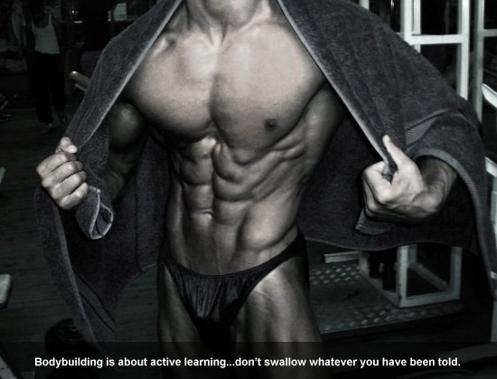 Bodybuilding Learning