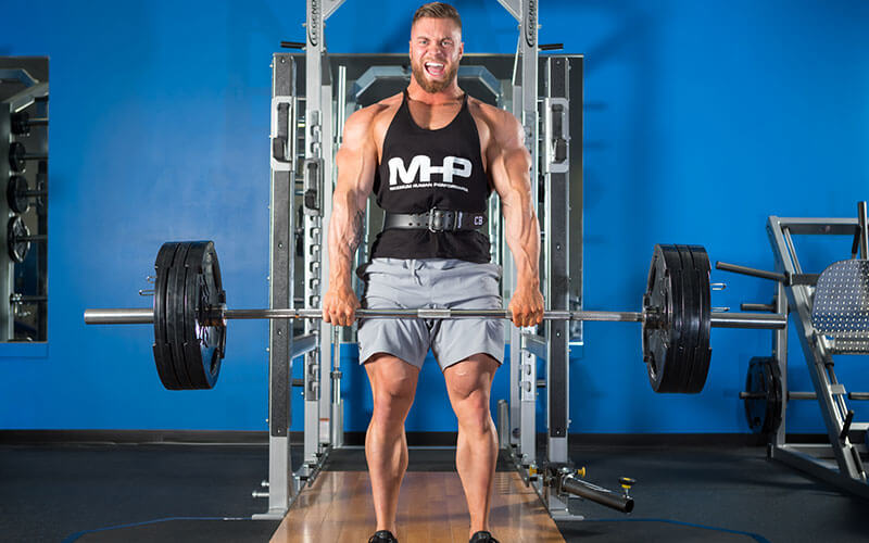 Building Legs with Deadlifts