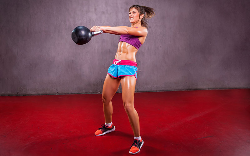 Kettlebell Workout For Gaining Muscle And Losing Fat