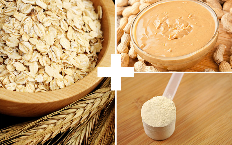 High Protein Easy Oatmeal