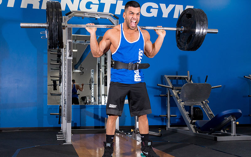 Pumps and DOMs while Strength Training