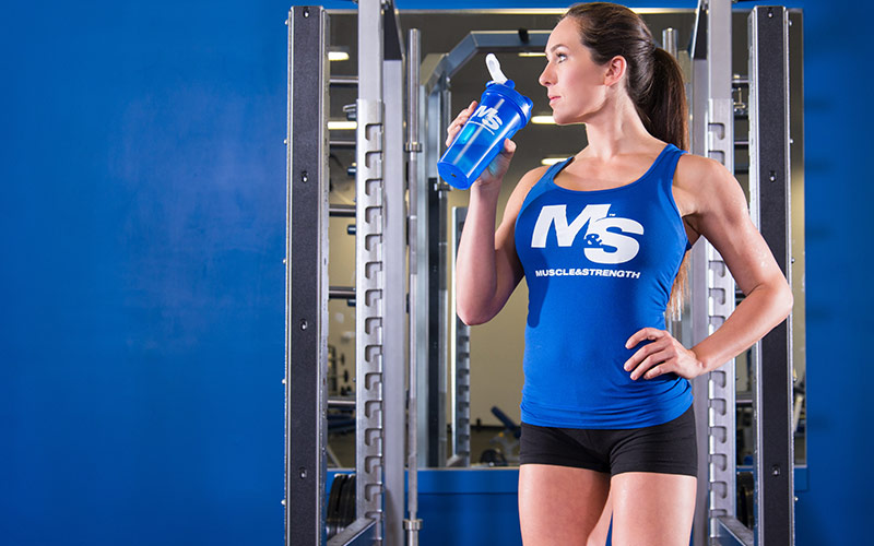 Recovery Guide Supplementation