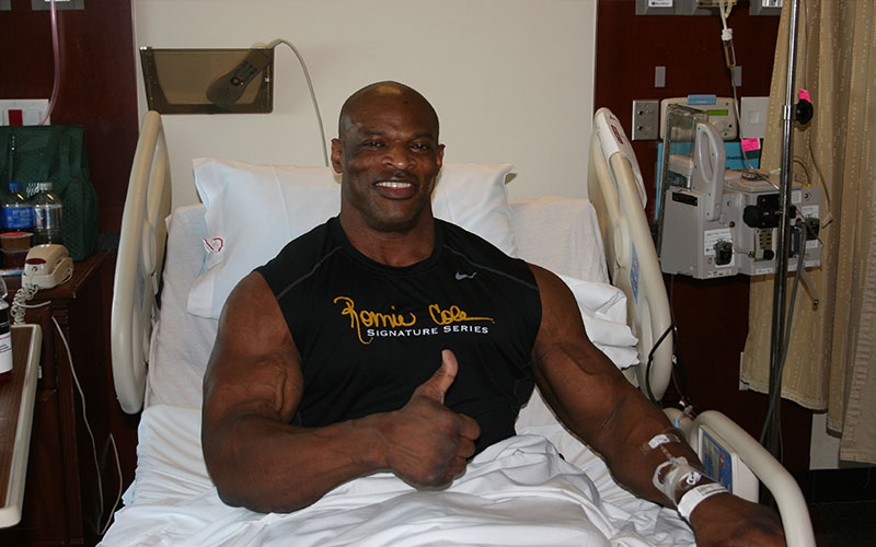 Image result for ronnie coleman 2017