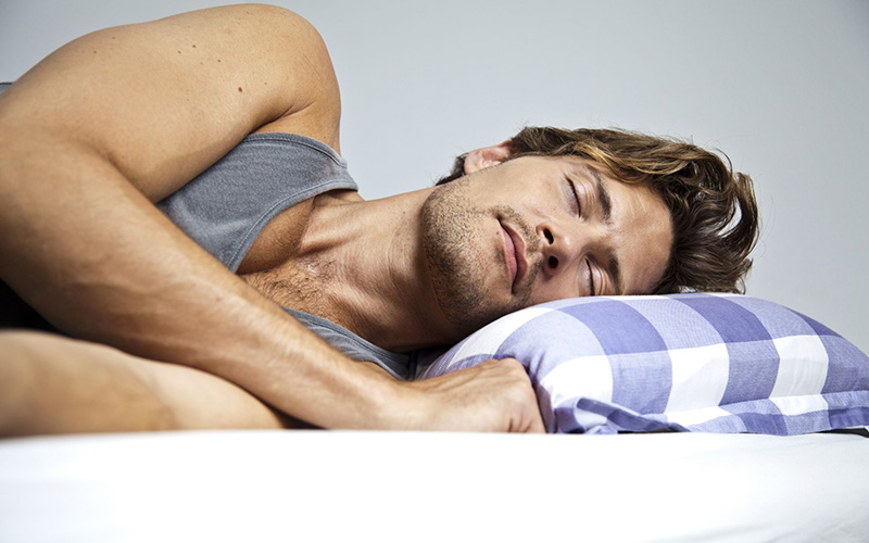 How Sleeping can reduce your doms
