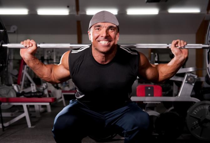 Smolov for squats