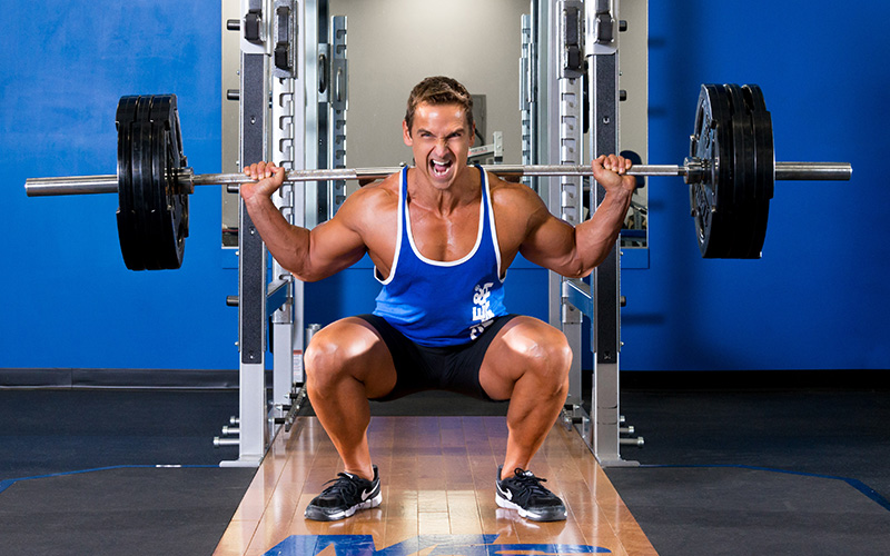 Training the Older Athlete Squat