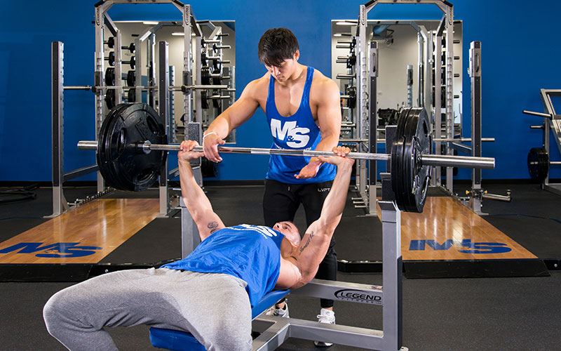 8 Ways to Stay Lean: Try a training partner for accountability