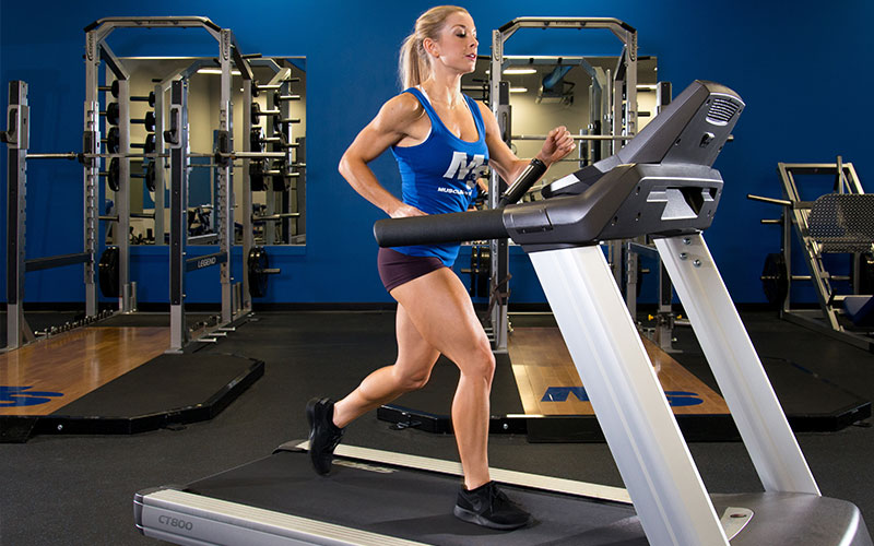 8 Ways to Stay Lean: HIIT on a treadmill