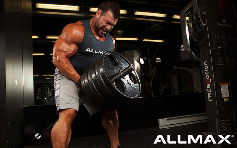 Allmax Athlete Rowing Heavy Weights