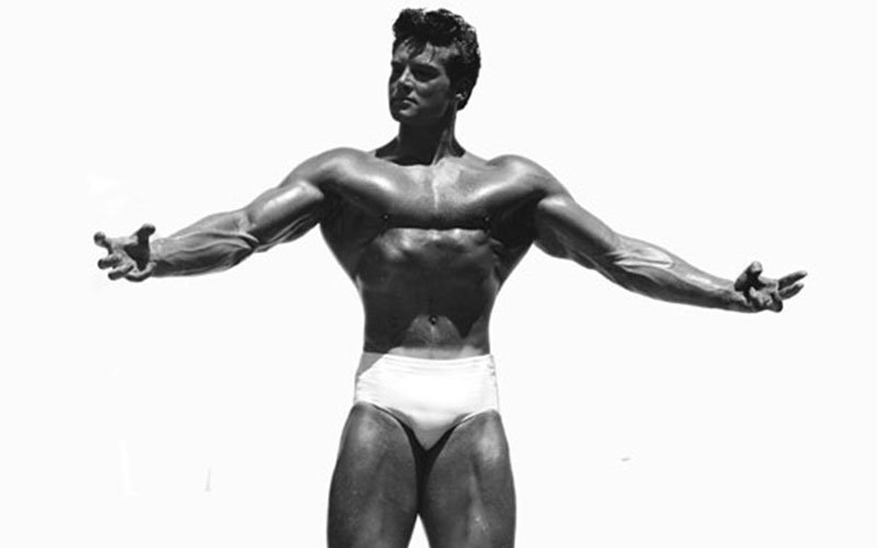 Steve Reeves Workout Program