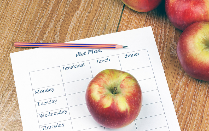 Stop Hacking Your Diet! 10 Nutrition Tips For Optimal Results - Following a Strict Diet Plan