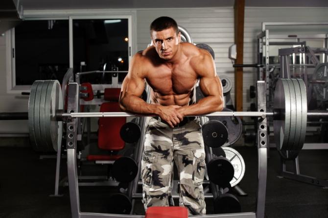 Raw Muscle Pound 18