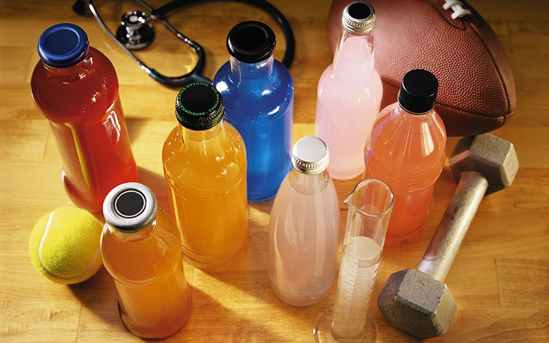Sugary Drinks Bad For Muscle