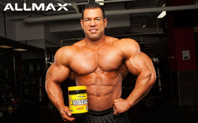 Allmax's Steve Kuclo Supplementing for muscle gain