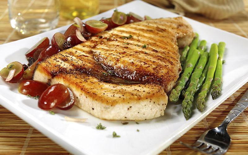 Swordfish Meat