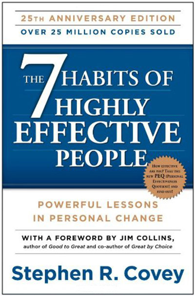 awesome bodybuilding book - The 7 Habits of Highly Effective People