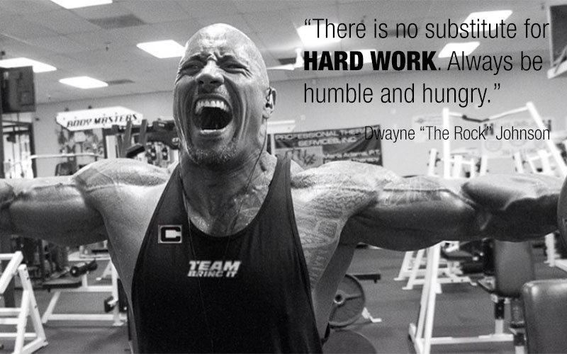 "10 Inspirational & Motivational Quotes From Dwayne ""The"