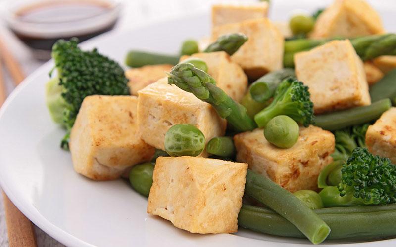 Tofu Rich in Omega Fats