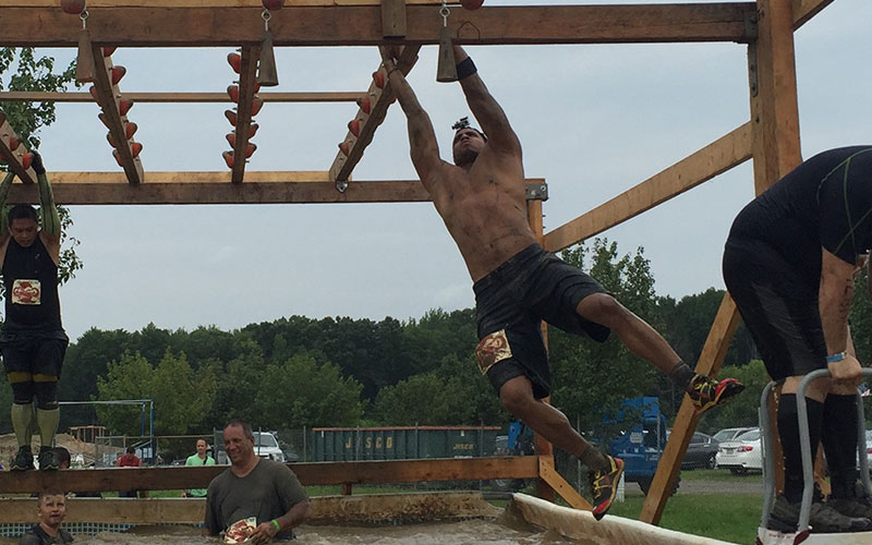 Obstacle Course Racing Having Good Pull Ups