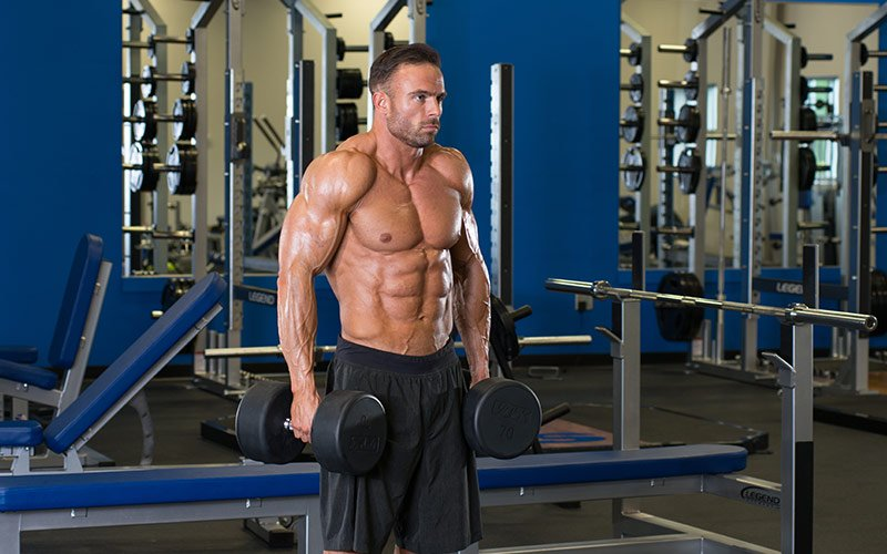 how to build of trap muscle without weights