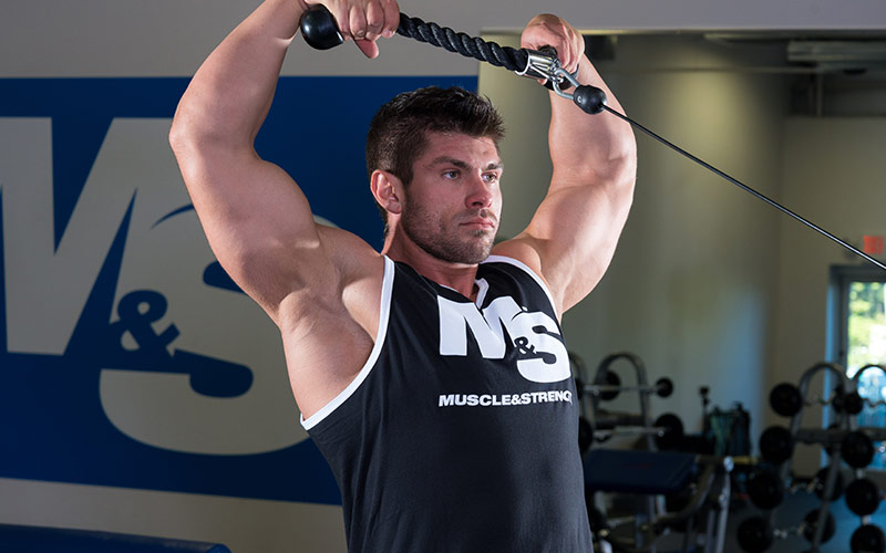Traps are the New Abs: Face pulls