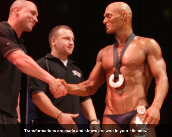 Andras Szeri Bodybuilder