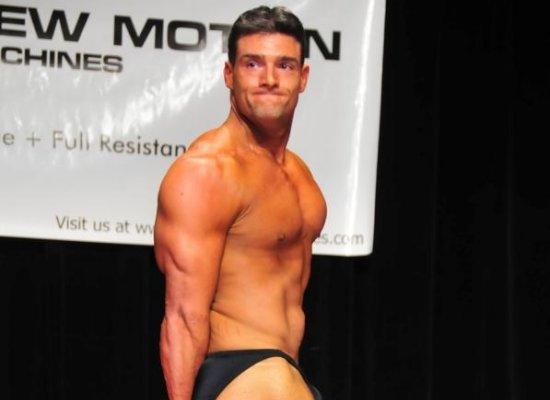 Billy Urias Bodybuilder