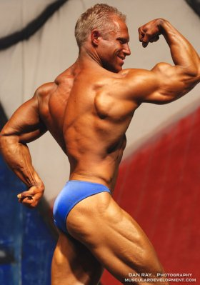 Chris Heitman Natural Bodybuilder