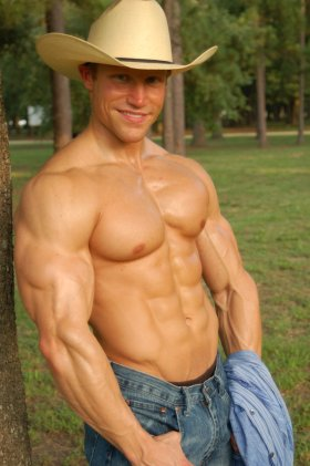 Chris Heitman Musclemania