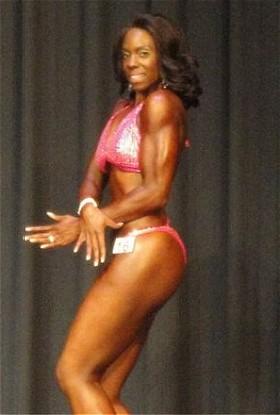 Christine Wilson figure competitor