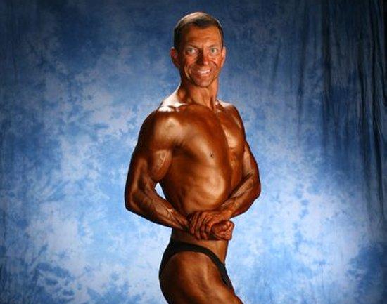 Craig Valier Bodybuilder