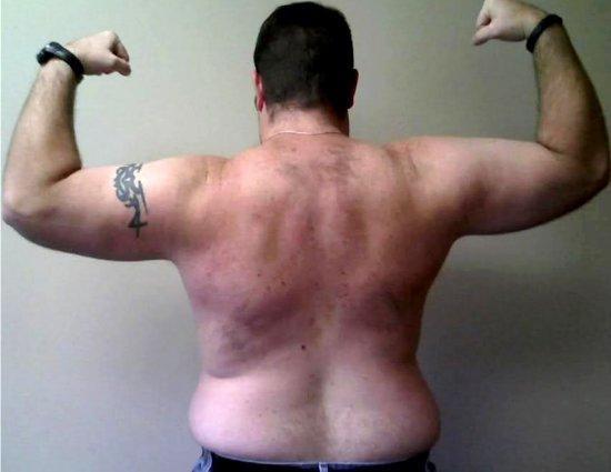 Jeremy Bell Nody Transformation