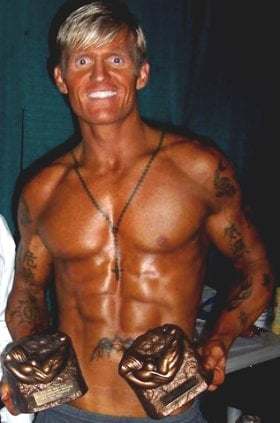 Jimmy Oller bodybuilder