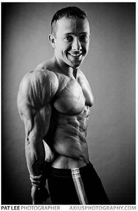 Jordan Chabinsky Natural Bodybuilder