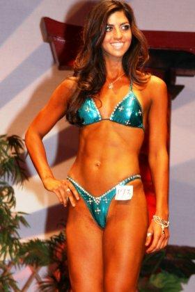 Lizzy Ostro Body Transformation
