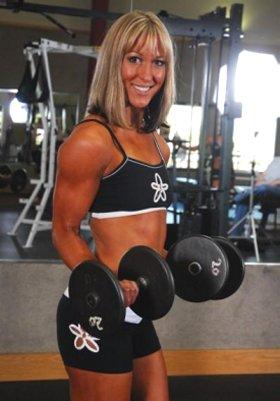Marissa Freier Body Transformation
