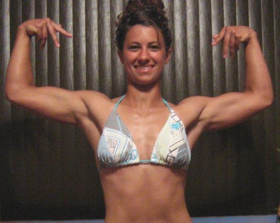 Megan Murphy Biceps