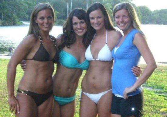 Melissa Durling Bikini