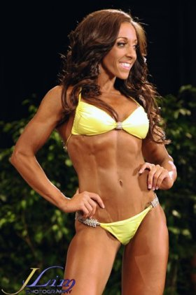 Michele D'Angona Bikini Pro