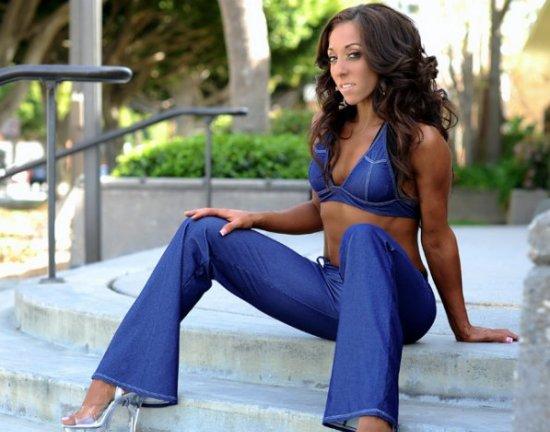 Michele D'Angona Bikini Competitor