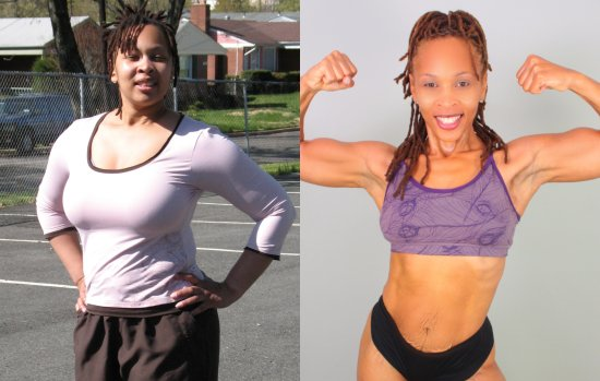 Rochelle Ford Before and After