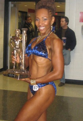Rochelle Ford Figure Champion