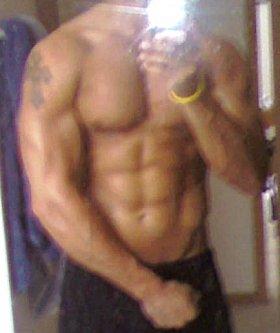 Shaun Dillion Body Transformation