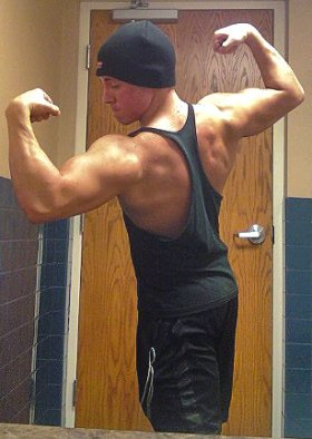 Steven Mott Body Transformation