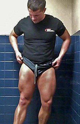 Steve Mott Massive Quads