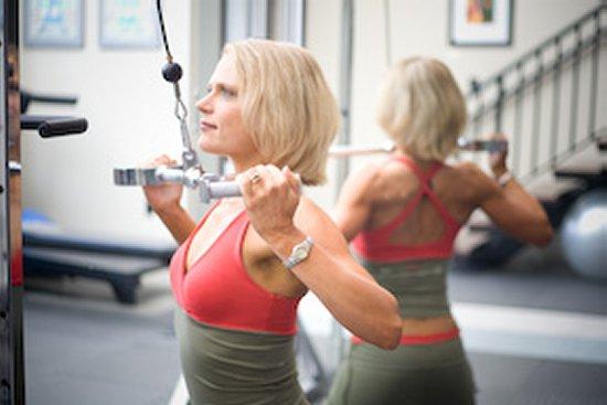 Tracy Fenske Body Transformation